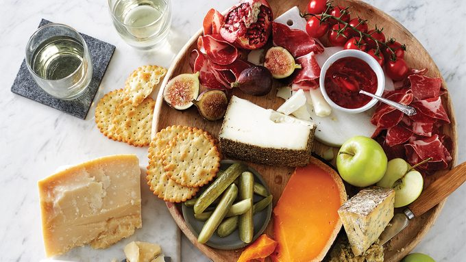 cheese platter how-to