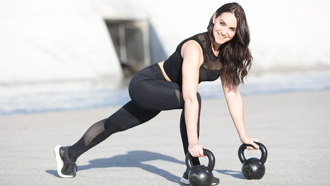 Celebrity Trainer, Chrissy Lundren