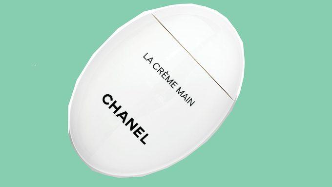 winter hand cream Chanel La Creme Main