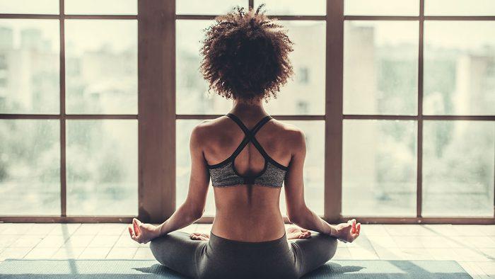 positive body image, meditation