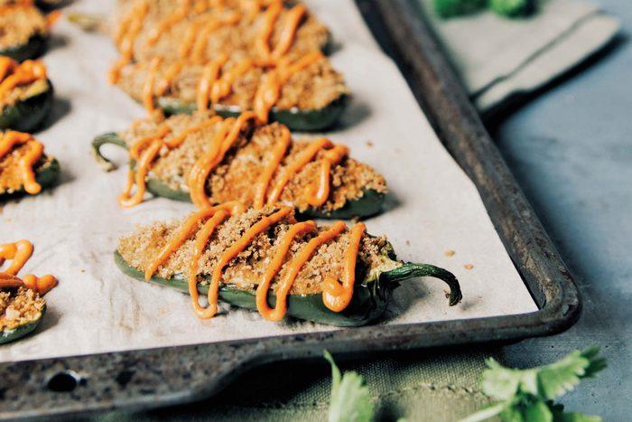 baked jalapeño poppers