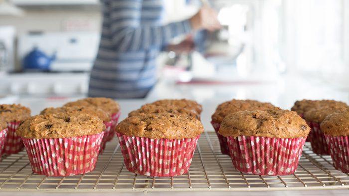 healing foods bran muffins