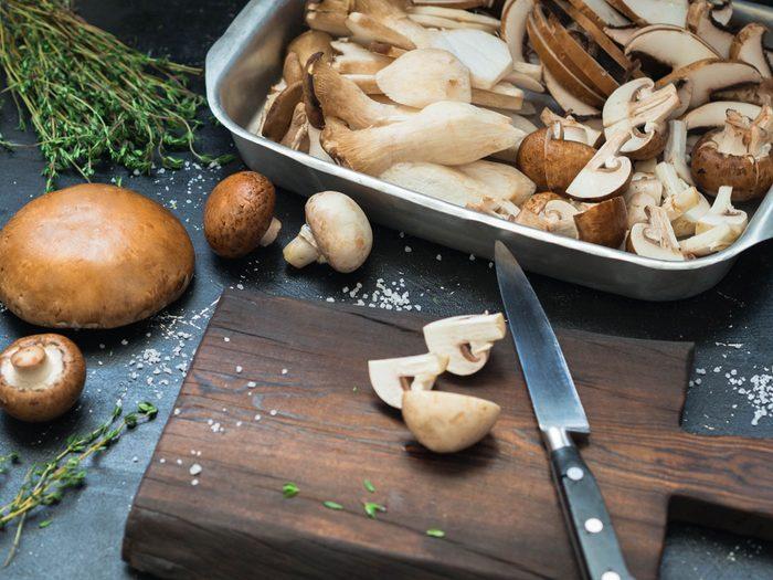 mushroom nutrition, health benefits of mushrooms