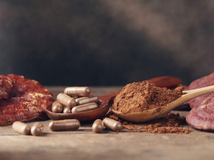 mushroom nutrition benefits