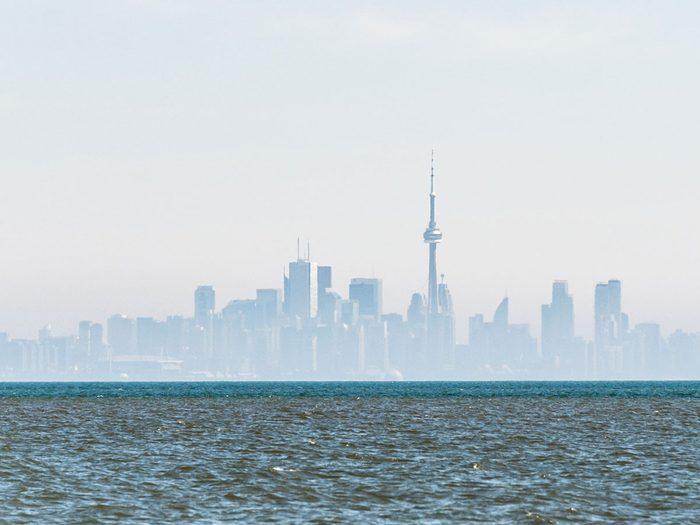 air pollution in Canada | Toronto