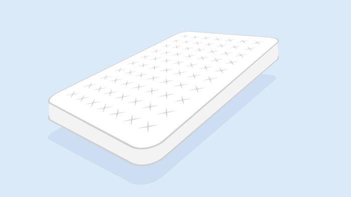 Trouble sleeping, mattress