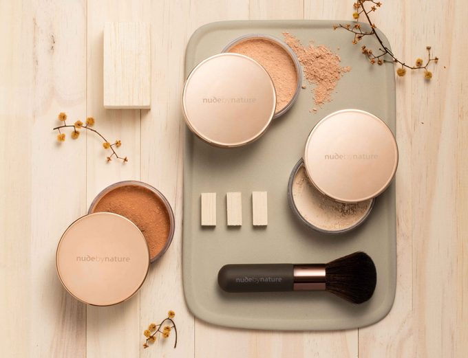 best summer foundation nude by nature