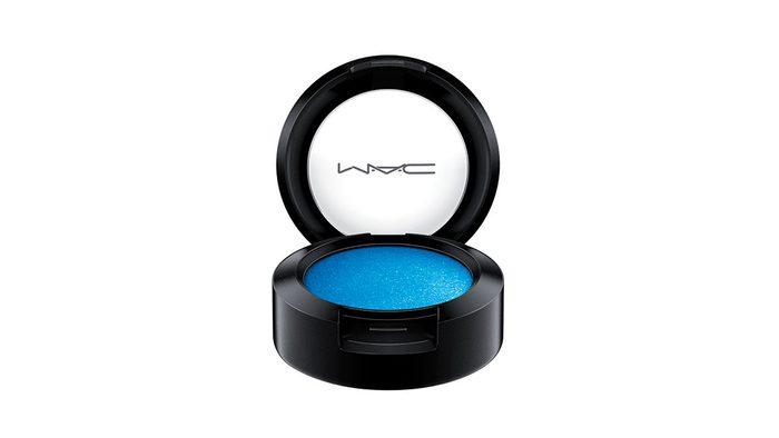 Blue Makeup, MAC