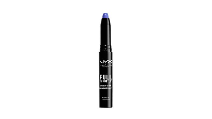 Blue Makeup, NYX
