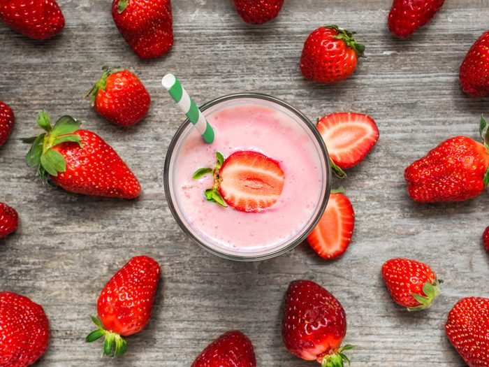 strawberry yogurt | strawberry recipes