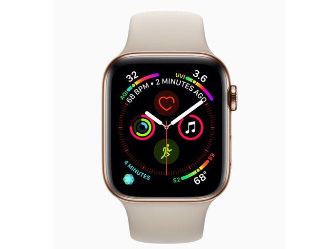 Apple Watch Series 4 Fitness