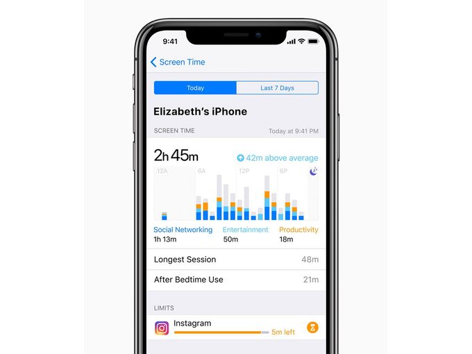 apple iOS 12 update