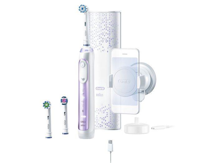 Oral-B Genius toothbrush