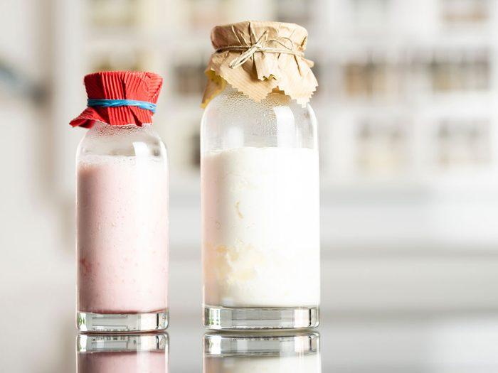 probiotic foods kefir