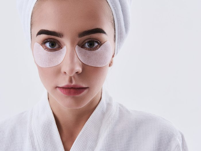 skin says about your health | dark circles