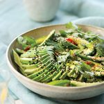Serve Up This Buttery Avocado & Cucumber Salad At Your Next Sunday Brunch
