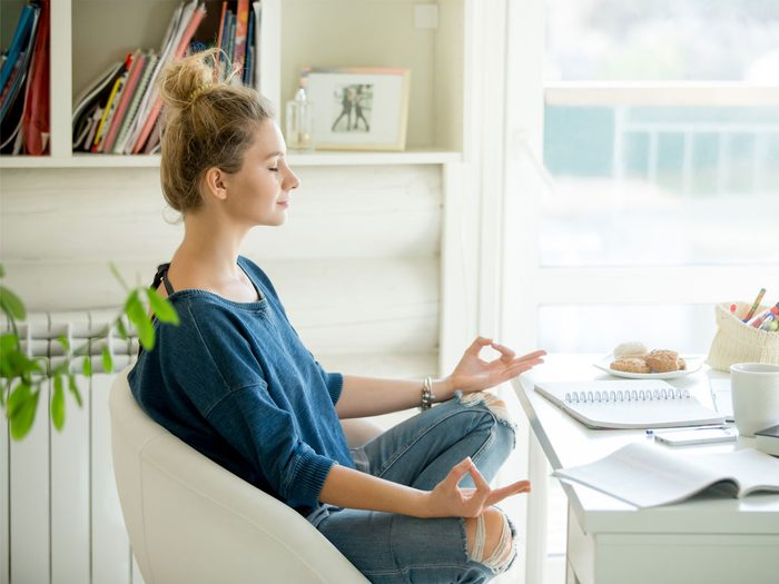 Fight Holiday Stress meditation