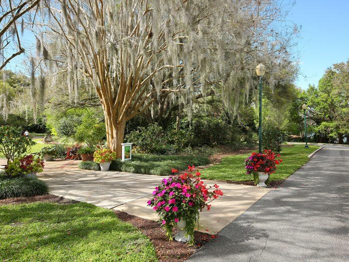 Harry P Leu Garden Orlando