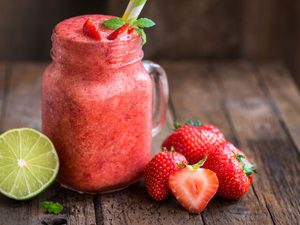 The Southside of Morocco Smoothie