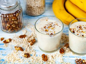 Banana-Walnut Bliss
