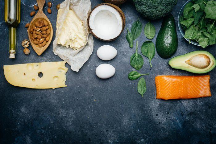 diet overhead healthy