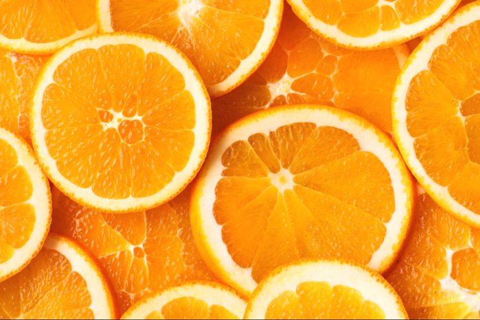 colourful foods   orange