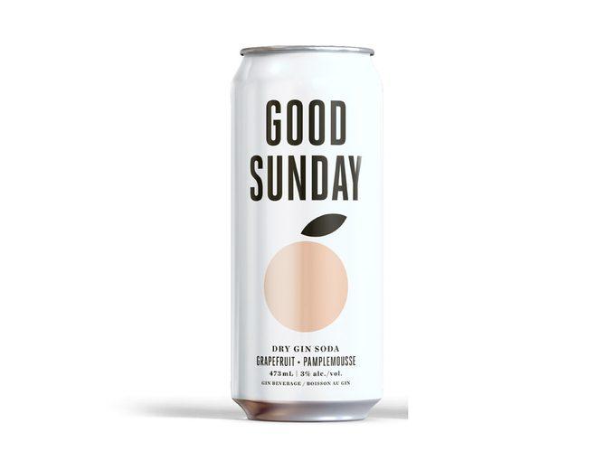 Good Sunday | summer drinks