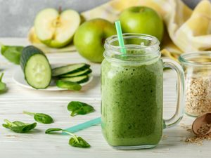 Apple-Cucumber Refresher