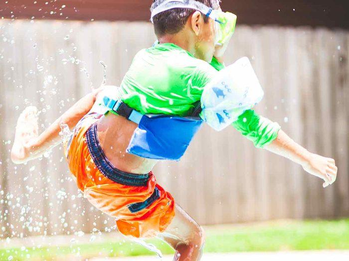 kid water wings