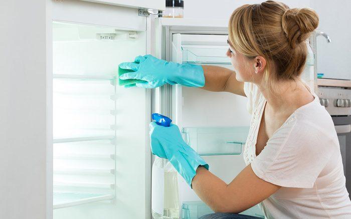 how often should you clean your fridge