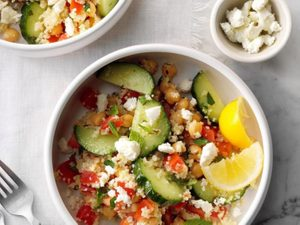This Tabbouleh Salad Is Perfect for Hot Summer Nights