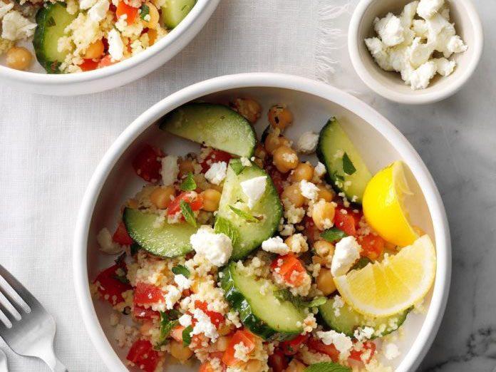 fridge-friendly recipes   tabbouleh salad