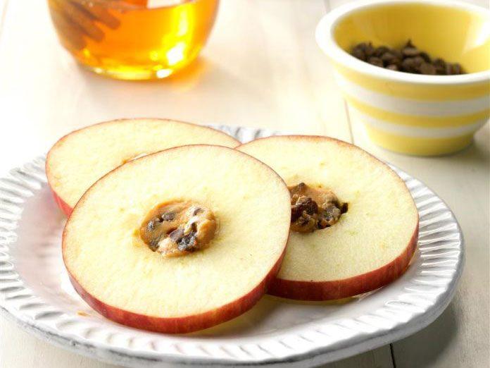 apple snacks