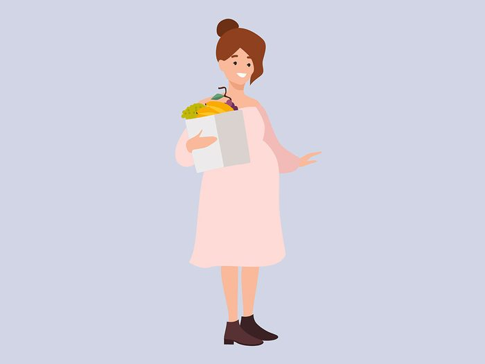 what to eat when pregnant