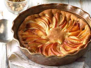This Apple Omelette Is Sure to Make Your Morning a Cozy One