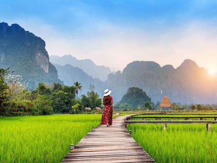 travel destinations for 2020 - Laos