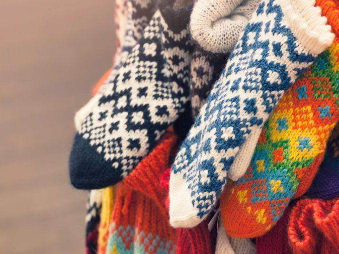 flu season - gloves