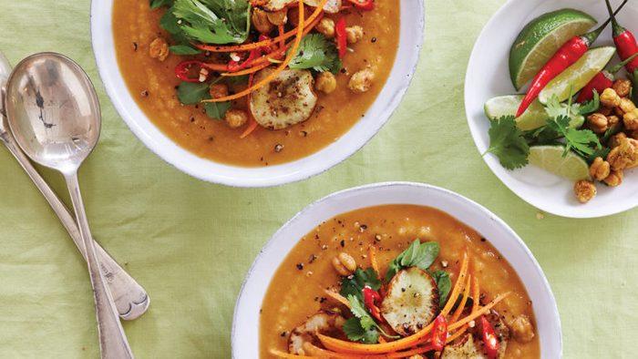healthy soup comfort soup