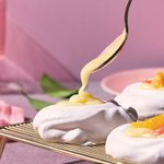These Lemon Curd Meringue Nests Make a Light and Zesty Treat