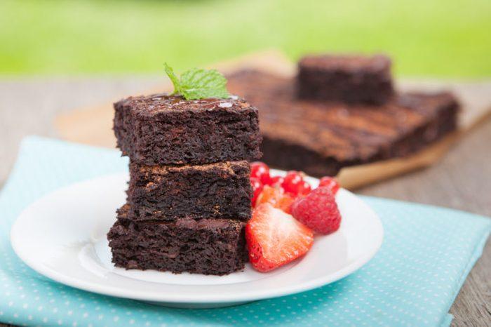 Healthy Chocolate Recipes   Avocado Chocolate Brownie