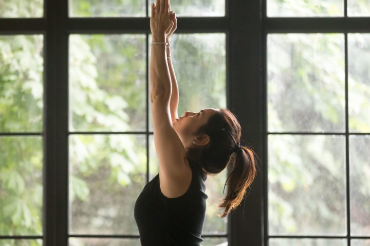 yoga poses ailments