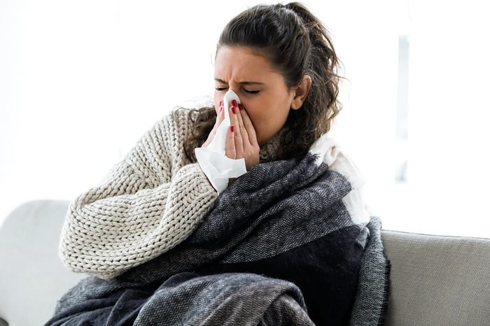 Boost your immunity naturally   Sneezing