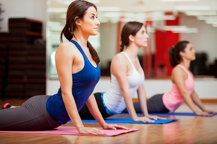 rules for yoga class