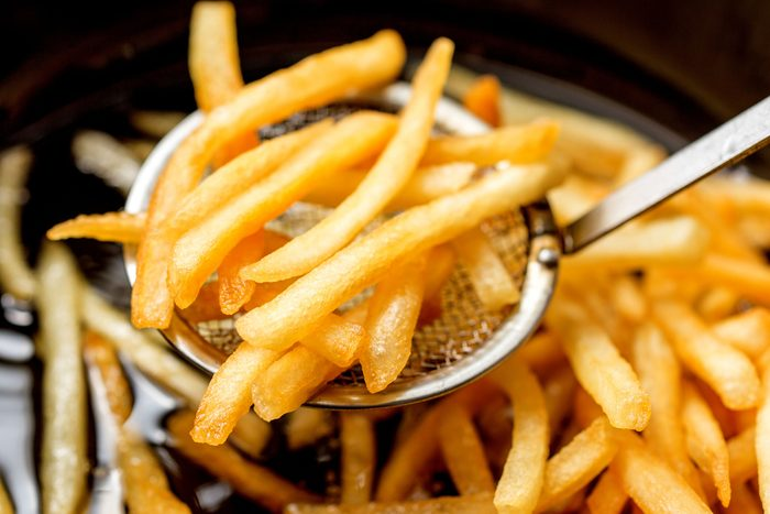 foods that lower your libido | french fries