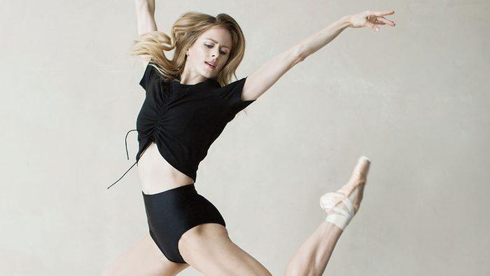 Day in the Quarantine Life: Ballerina Heather Ogden