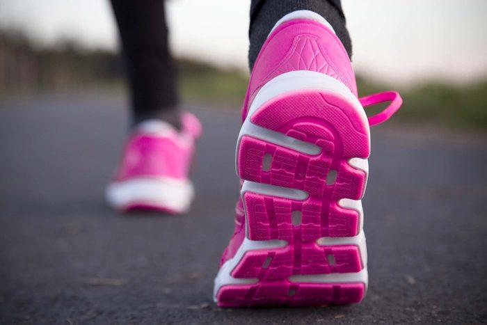 maintain a healthy weight   run