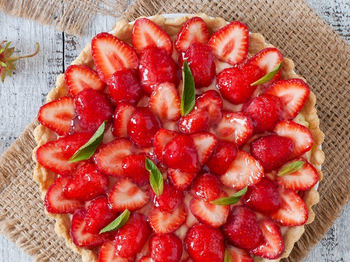 Strawberry pie recipe | strawberry recipes
