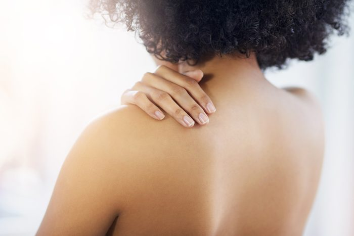 skin cancers   woman
