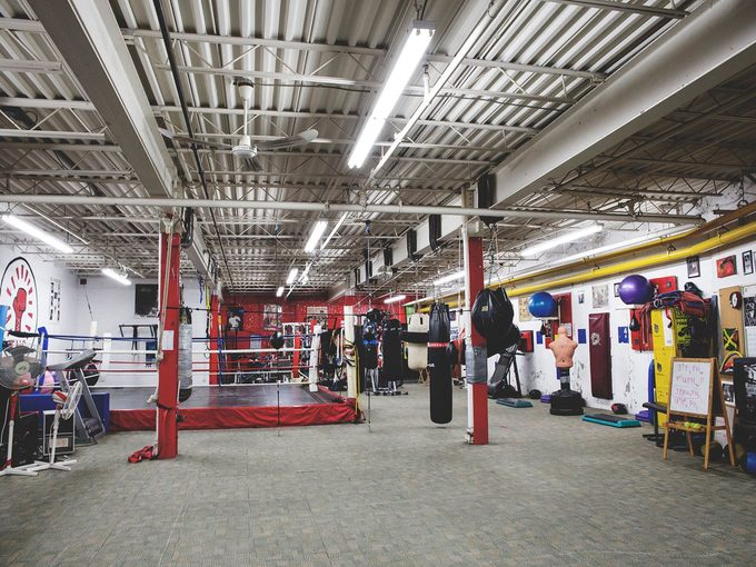 Toronto Newsgirls Boxing Club | boxing club