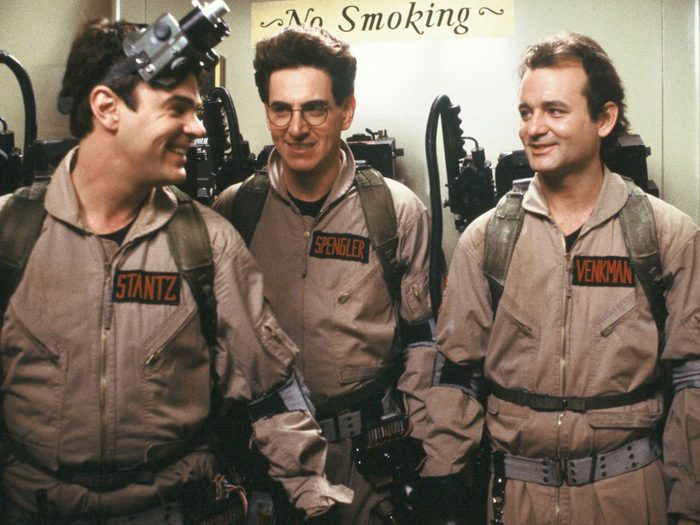 Best comedy movies on Netflix - Ghostbusters